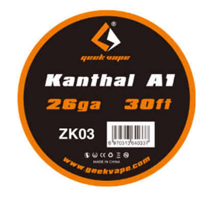 Geekvape Kanthal A1 Wire