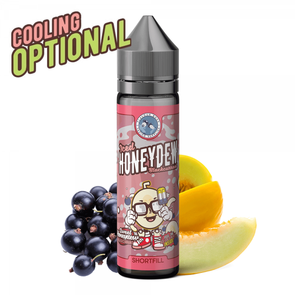 Flavour Boss Iced Honeydew Blackcurrant Liquid
