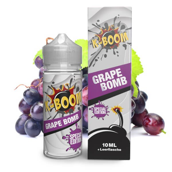 K-Boom Grape Bomb Aroma 10ml