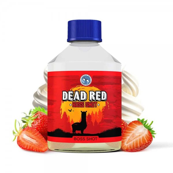 Flavour Boss Dead Red Boss Shot