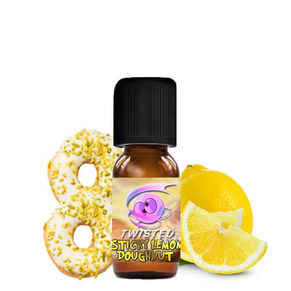 Twisted Sticky Lemon Doughnut 10ml