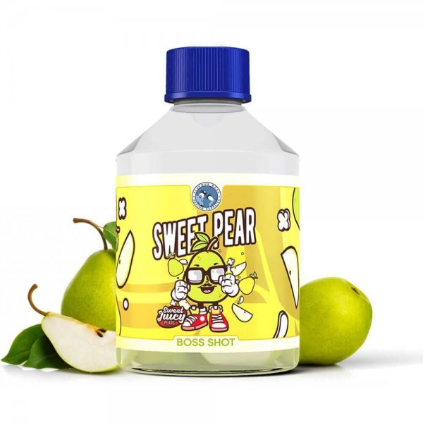 Flavour Boss Sweet Pear Boss Shot