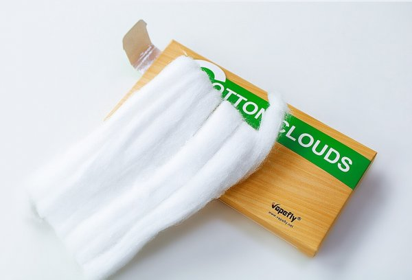 Vapefly Cotton Clouds Wickelwatte