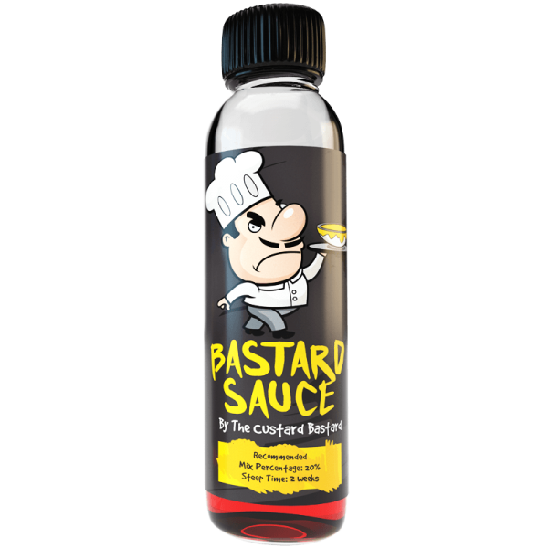 ELFC Bastard Sauce Drop Shot 250ml